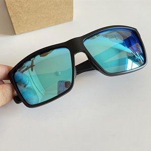 Lunettes de soleil polarisées de haute qualité Pêche de la mer Surf de la marque Verres UV Protection lunettes avec la boîte et l'emballage