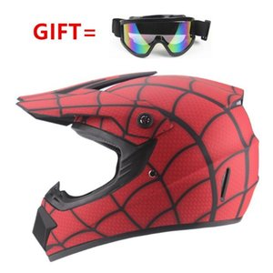 Children motorcycle helmet high-quality boys and girls protective bicycle off-road downhill children's safety equipment