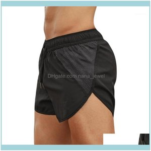 Athletic Outdoor Apparel Sports & Outdoors Wear Plus Size Mens Sport Shorts Training Running Workout Jogging Fitness Short Pants Elastic Wai