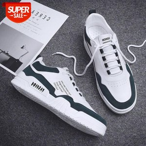 Spring Korean style men's sneakers, personality fashion casual sports shoes #171t