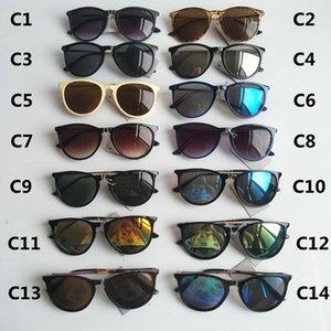 Luxury Designer Sunglasses For Men Summer Women Sports Driving Eyewear Reflective Coating Eyeglasses Cat Eye Sun Glasses