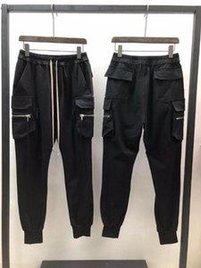 Calças Homens O Owen Seak Casual Hall Algodão Vestuário Gótico Sweatpants Primavera Mulheres Solida