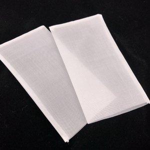 Gıda Sınıfı 100% Naylon Polyester Örgü Çanta 90 120 Mikron Rosin Basın Filtre Kahve Sıvı Filtreler Çanta 2.5 * 4.5 inç 2 * 4 inç