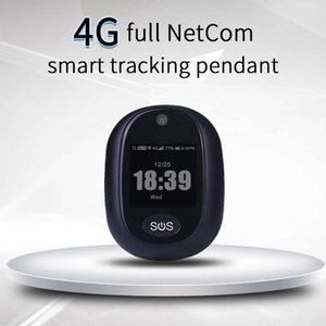 Full Netcom SOS Locator Personal Button Emergency Alarm Waterproof GPRS Anti-fall For The Elderly And Children Anti-Lost