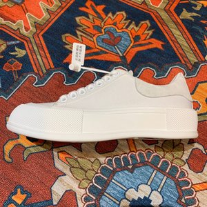Women Casual shoes Designer Shoes vintage Platform Espadrilles Girls Genuine Leather Fashion Flat bottom Walking Shoe