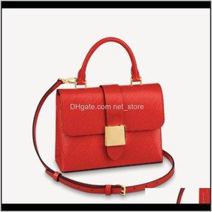 Сумка дизайнер красный Faxsi PU Интерьер универсальные сумки цвет с отсеком замок крышка Desi женщина роскошь 5 цветов сумка роскошный DRO AST7F