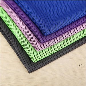 30*90cm Ice Cold Towels Summer Cooling Sunstroke Sports Exercise Towels Cooler Running Towels Quick Dry Soft Breathable Towel OWA5323