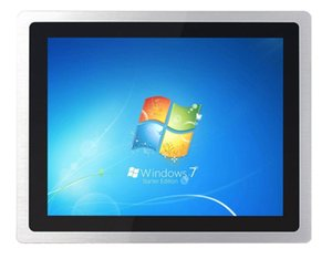 15.6 Inch Wide Touch Screen Monitor Industrial Panel LCD IP65 Cash Machine Monitors