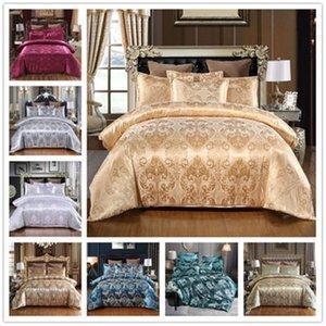 Bedding Sets 3PCS Modern Floral Printed Linens Set 240x220 Quilt Cover Single Double Queen King Size Bedclothes Duvet
