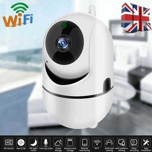 WiFi IP Camera Home Security Video Surveillance Baby Monitor Motion Detector Automatic Tracking CCTV Camera UK US AU EU Dropship