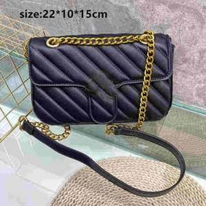Designer Shouler Chain Bag Top Quality Famous brands women Shoulder bagss leather Cross body Pure color womens handbag crossbody bags purse