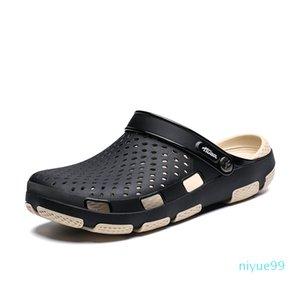 2021 Trend Products Eva Antiskid Wear-Resisting Croc Clog Beach Sandals