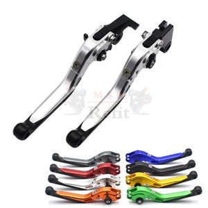 Motorcycle Brakes Extendable Folding Brake Clutch Levers For Hyosung GT250R 2006-2010 GT650R 2006-2009