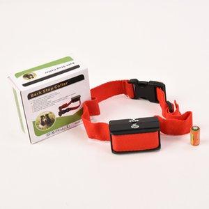 Электрический ударный ультразвуковой воротник Pet Stop Trainer Small предотвратить лай собака 789D