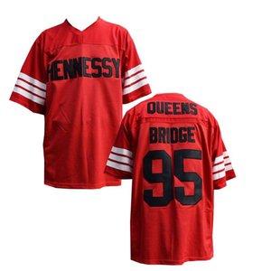 Futbol Formaları Mobb Derin # 95 Hennessy Prodigy Queens Köprüsü