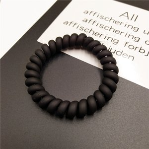 NEW durable hair rope basic style hair item waterproof party gift fashion hair tie for beach or daily GGA5072
