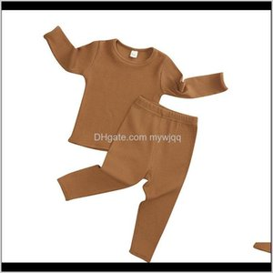Sets Infant Clothing For Set Spring Baby Boys T-Shirt+Pants 2Pcs Costume Outfit Suit Born Clothes 201127 551 7Faoo 9Dw2S