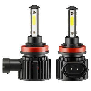 Car Headlights F8 LED Headlight Automobile Lamp Upgrade Section Universal H11