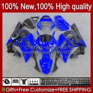 BodysKitForYAMAHAYZFR6R698-02YZFR69899000102Bodywork1No.60YZF600CCYZF-600YZF-R6YZF600600CC19981999200020012002ABSFullFairing glossy blue blk