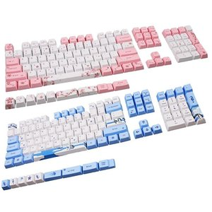 Key PBT Keycap Set DIY Mechanical Keyboard Theme Keycaps Replacement Button Keyboards