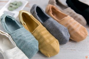 Spring summer 2021 cotton socks manufacturers wholesale Japanese and Korean version of wild embroidery short