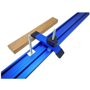 Professional Hand Tool Sets Woodworking Universal Fixed Clamping Blocks Platen Table Acting Hold Down Clamp For T-Slot T-Track Carpentry DIY