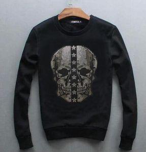 Мужские дизайнерские футболки толстовка мужчины Diamond Design Hoodie Hip Hop Crewneck кофты зима осенний дизайн бренда одежды