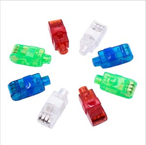 SXI battery operated led finger light non waterproof small lamp for children youger in club dance party wedding event
