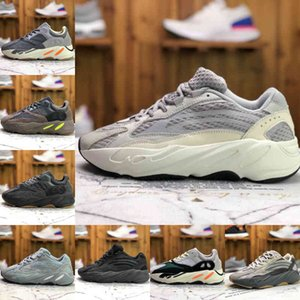 Adidas yezzy 700 yeezy Boost sply V2 Shoes Alta calidad 700 kanye zapatillas para mujer hombres hombres oeste vanta 700 v3 inercia ola ola alvah azael 3m reflectante 380