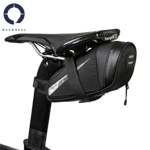Cycling Bags Roswheel Race 131432 Mountain Road Bike Bicycle Strap-on Rear Seat Tail Pouch Pannier Sack