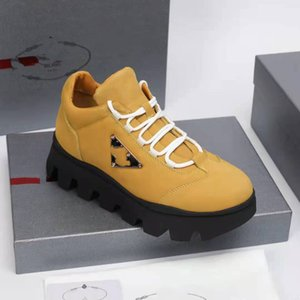 Vente en gros de chaussures de luxe de luxe de luxe, classique Puxurua pur noir 13-couleur Bienvenue à consulter des images Sneakers ternes Ace Sneaker