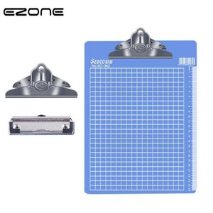 A4 A5 A6 Writing Clipboard Plastic File Metal Clip Green Blue Butterfly Board Office And School Supply Notepads
