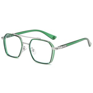 Anti-blue light myopia glasses frame Reading
