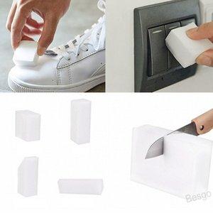 Nano Sponge Magic Wipe White Sponge Eraser Melamine Bathroom Dishwashing Cleaning Sponge Household Cleaning Tools Kitchen BH4409 WXM