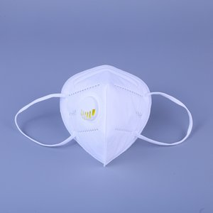 Adult Breathing Dhl Free Mask Shipping K95 with Valve Multiple Choices Safety Protection Breathing Dustproof Face Mask