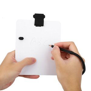 New Underwater Writing Slate Board with Swivel Clip and Pencil for Water Sports Diving Swimming swimming Pool equipment