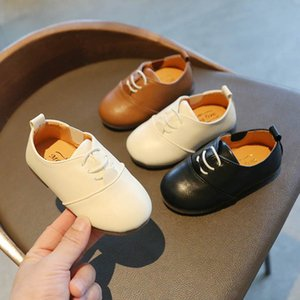 Sneakers Baby Shoes Toddler Casual Leather Kids Moccasins Soft First Walker Fashion Boys Girls Wear B4371