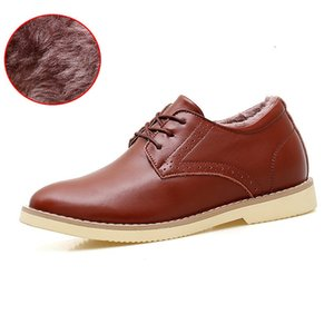 NON BRAND men's shoes casual fashion with velvet warm in autumn and winter sneaker size 40-44 item four
