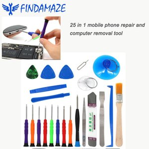 Professional Hand Tool Sets Mobile Phone Repair And Disassembly Tools Electronic Prying Kit For Phones, IPhones, Laptops, Etc.