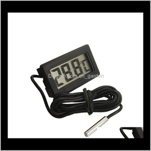 Measurement Analysis Instruments Office School Business & Industrial Drop Delivery 2021 Mini Digital Lcd Probe Aquarium Fridge Zer Thermomete