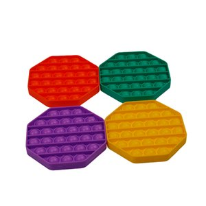 Fidget Toy Sensory Bubble bowls Autism Special Needs Anxiety Stress Reliever for fice Workers and kid Fashionable toys