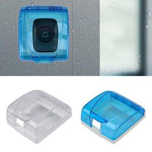 Doorbells Switch Button Cover Protection Device Doorbell Socket Waterproof Door Lock Anti-splash Box Household Accessories