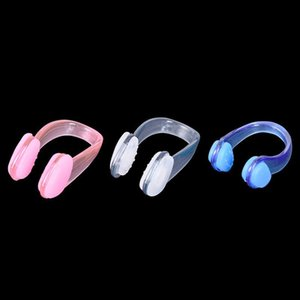 1 Pcs Unisex Nose Clip Soft Silicone Swimming Nose Clips Waterproof Clip for Children Adults Pool Accessories Water Sports