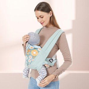 Carriers, Slings & Backpacks Baby Carrier Ergonomic Toddler Sling Front Facing Kangaroo Infant Wrap Multifunctional Four-claw Backpack For 0