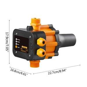 10A 220V-240VAC IP65 Waterproof Adjustable Auto Water Surface Pump Controller Pressure