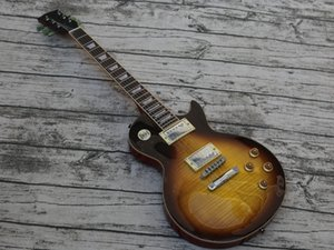 Custom High Quality Burst Electric Guitar, 1 PC Body&Neck. Chorme Hardware