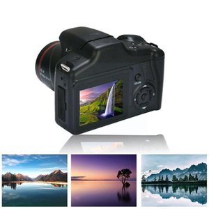 Camcorders Home Travel Vlog Pography 16X 1080P HD Digital Camera For YouTube Broadcast 2.4 Zoom Video Live Infrared Inch Ca S1V7