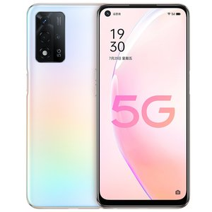 Original Oppo A93S 5G Mobile Phone 8GB RAM 128GB 256GB ROM MTK Dimensity 700 Octa Core Android 6.5