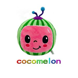 US Stock 15-33cm Plush Soft Cartoon Cocomelon Jj Family Sister Brother Mom And Dad Toy Dall Kids Chritmas Gifts X97M