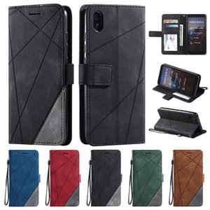 Wallet Flip Leather Phone Case for Xiaomi Redmi 7A 8A 7 8 Wholesale more models High Quality PU Book Style Magnetic Cases